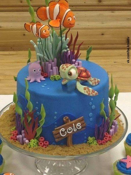 Детский тортик )