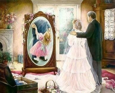 Для своих родителей дети всегда остаются детьми...